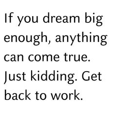 How about letting your dreams fuel your efforts...      http://kenacree.com/how-to-sell-anything-to-anybody/