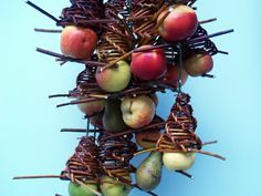 Corn Dolly, Bird Feeders, Fruit, Kids, Food, Young Children, Boys, Essen, Children