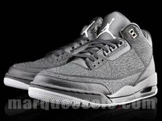 Air Jordan Retro 3 Flip Black. OH!