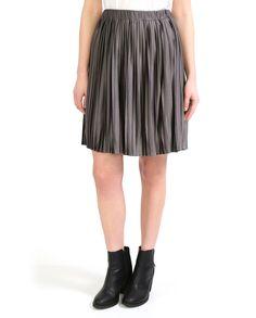 Плиссированная #юбка на резинке #Merсi Midi Skirt, Skirts, Fashion, Moda, Fashion Styles, Midi Skirts, Skirt, Fasion