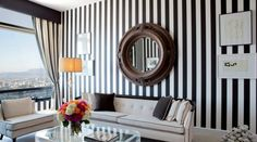 DIY: How to do stripes painting by yourself? | Egypt's online furniture fair | The Home Page