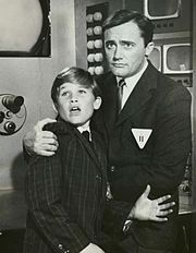 Man from Uncle Robert Vaughn and a young Kurt Russell-The Finny Foot Affair***Research for possible future project.