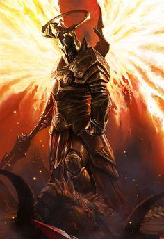 Diablo 3 Imperius Helmet