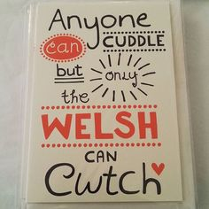 We've had some new Welsh cards in today!