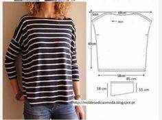 Летние юбки и блузы с простыми выкройками | Шитьё | Постила 2017-04-21 14-44-10.png