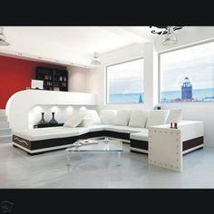 moderne wohnzimmer couch designer couch modernes sofa frs, Deko ideen