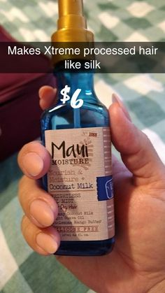 Reasonable priced hair product
