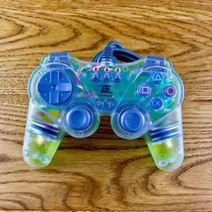 Gamester Remote gamepad controller Clear And Green turbo button vgc fwo Console, Remote, Button, Green, Roman Consul, Consoles, Buttons, Knot, Pilot