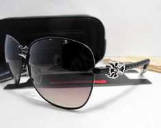 6ffcb379db9 QUIM SBK-BKL Unisex Chrome Hearts Sunglasses Online Discount Sunglasses