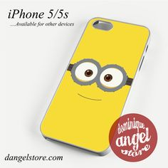 Minions Phone case for iPhone 4/4s/5/5c/5s/6/6s/6 plus