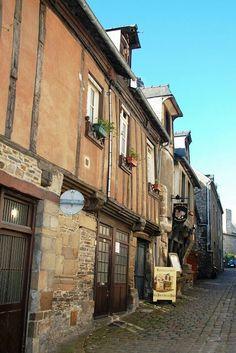 Dol de Bretagne, France