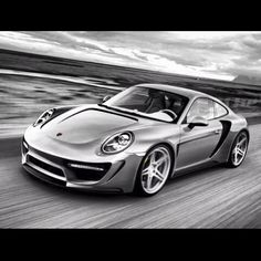 Pedal To The Metal - Beautiful Porsche