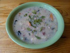 Genialna pejzanka, czyli aromatyczna zupa chłopska :)