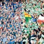 The Green and the Blue, musica che parla di calcio scozzese | Football a 45 giri
