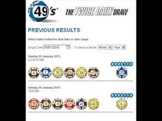 Irish Lottery winning pattern #2 - 3 odd/3 odd combination is more probable