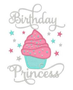 All Designs :: 2015 Design Sale :: Birthday Princess