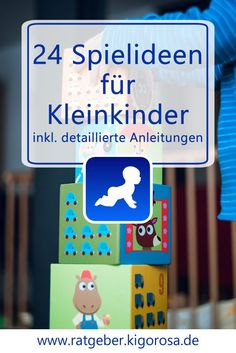 Du möchtest dein Baby in seiner Entwicklung spielerisch unterstützen, weißt a… You want to support your baby in his development playful, but do not know exactly how? Here you will find game ideas and toys, with which you can promote… Continue Reading → Pediatric Ot, Busy Book, Sensory Bins, Baby Steps, Baby Games, Baby Feeding, Toddler Activities, Diy And Crafts, Kindergarten