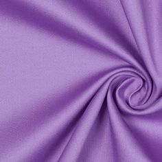 African Violet Stretch Cotton Sateen