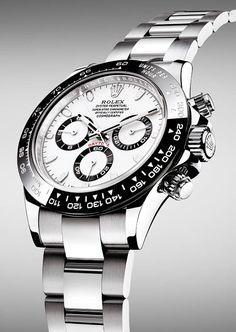 La Cote des Montres : La montre Rolex Cosmograph Daytona 2016 - Une évolution qui combine haute technologie et esthétique racée, tout en rendant hommage à l'héritage de ce chronographe de légende