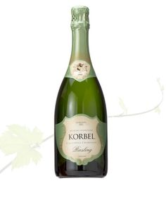 KORBEL Riesling Champagne showcases the aromatic fruit character of this German grape variety. Pairing Tips: www.korbel.com/Riesling.aspx