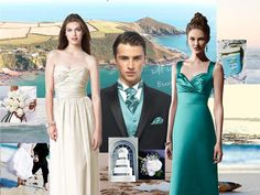 polhawn fort wedding 2 : PANTONE WEDDING Styleboard : The Dessy Group
