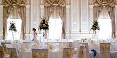 Here at the Grand, even the smallest detail is of great importance. a 5star wedding venue by the sea