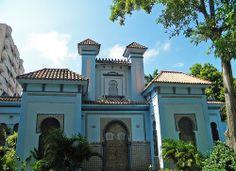 Barrio El Prado. Viaja con nosotros a la Puerta de Oro de Colombia #Barranquilla #Easyfly más aquí http://www.easyfly.com.co/Vuelos/Tiquetes/vuelos-desde-barranquilla