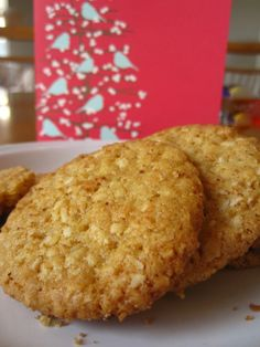 Coconut Crunch Recipe (Queen Of The Chennaults)