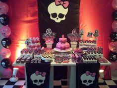 festa monster high - dicas e inspirações para sua festa