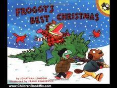 Children Book Review: Froggy's Best Christmas by Jonathan London, Frank Remkiewicz