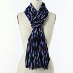 Ann Taylor scarves 100% wool Ann Taylor scarves 100 % wool Ann Taylor Accessories Scarves & Wraps