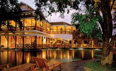 Governor's Residence in Yangon, Burma (Mynamar).  Orient Express Hotel.  Courtesy of the Style Saloniste...