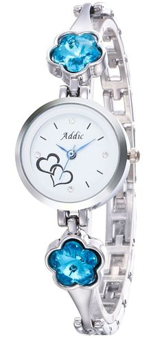 989590543dd Buy Addic Analogue White Dial Women s   Girls Watch (Addicww449) Online at Low  Prices in India - Amazon.in