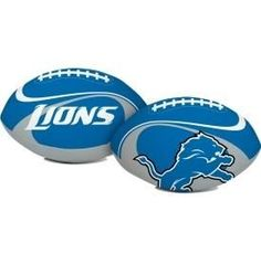 NFL Detroit Lions Big Boy Softee Football