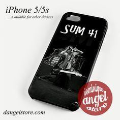 Sum 41 _ 2 Phone case for iPhone 4/4s/5/5c/5s/6/6 plus