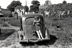 1940 Michigan   Photo: John Vachon
