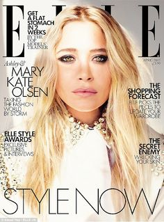 i love MKO's Elle cover!! beautiful!!