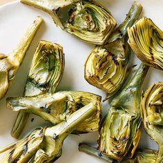 Classic Grilled Artichokes | MyRecipes.com