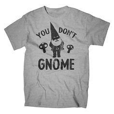 Gnome Graphic Tee - jcpenney