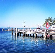 Lausanne, Lac Leman, Suisse, Switzerland