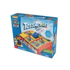 Paw Patrol Table Top Toss Across Game by Cardinal