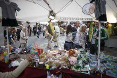 One of the stands at St. Dominic's #Fair / Jedno ze stoisk na Jarmarku św. Dominika | #gdansk #jarmarkdominika