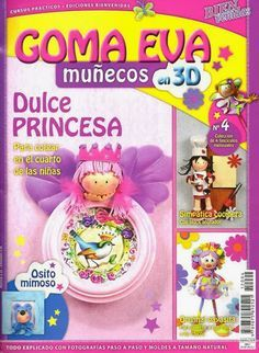 Revistas de manualidades Gratis: Revista gratis de Goma Eva