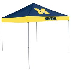 Appalachian State Mountaineers NCAA x Economy 2 Logo Pop-Up Canopy Tailgate Tent  sc 1 st  Pinterest & College Team Tailgating Tents | Tailgating | Pinterest | Tents and ...