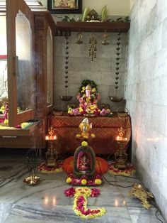 Pooja Room Gopuram Pooja Pinterest Room Puja Room And Interiors