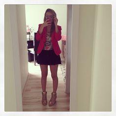 Taciele Alcolea  @tacielealcolea Look do dia *)Instagram photo | Websta (Webstagram)