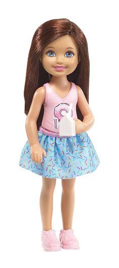 Barbie Chelsea and Friends Donut  Fun