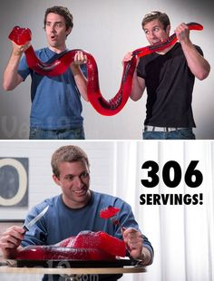 26-Pound Gummy Party Python ($150)