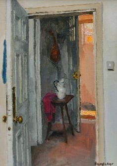 door, Charles Hardaker