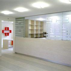 GP practice by Vasd architects MedischCentrumGorecht, MCG, MCGorecht